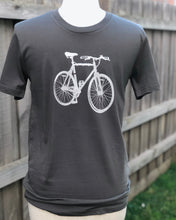 Load image into Gallery viewer, Bike tee - grey