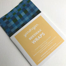 Load image into Gallery viewer, Beeswax wrap Size S