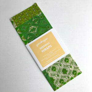 Beeswax wrap Size L