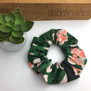 Scrunchie - Greens
