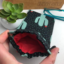 Load image into Gallery viewer, Fabric glasses case