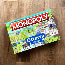 Special Offer -  Monopoly Ottawa Board Game