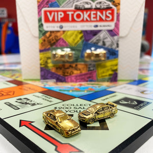 Otto's VIP Token Expansion Pack - Free with Purchase of Monopoly Ottawa