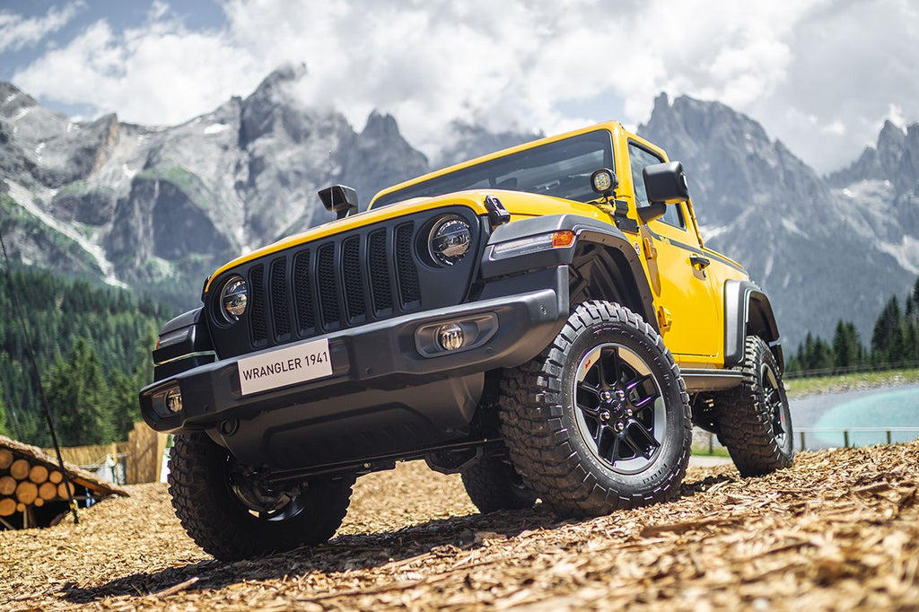 Street legal Mopar® for Wrangler