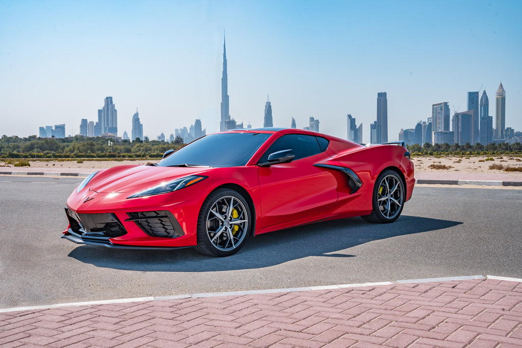 Chevrolet Corvette North American Car of the Year