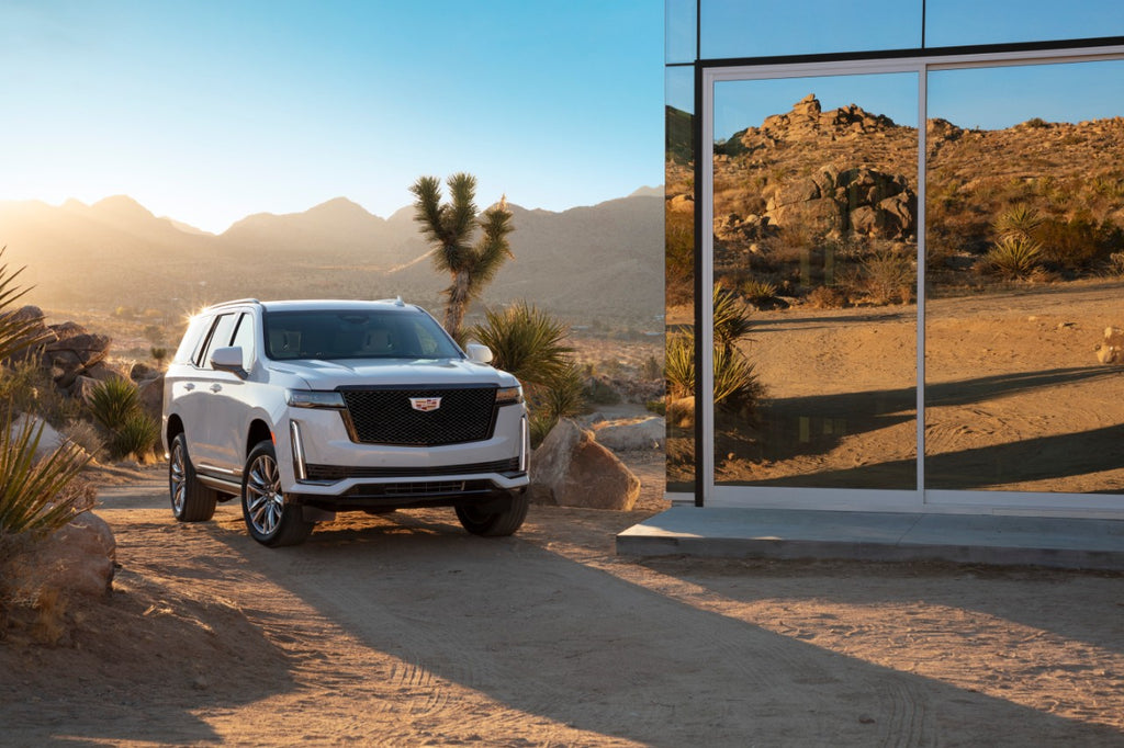 2021 Cadillac Escalade Elevates the Extraordinary