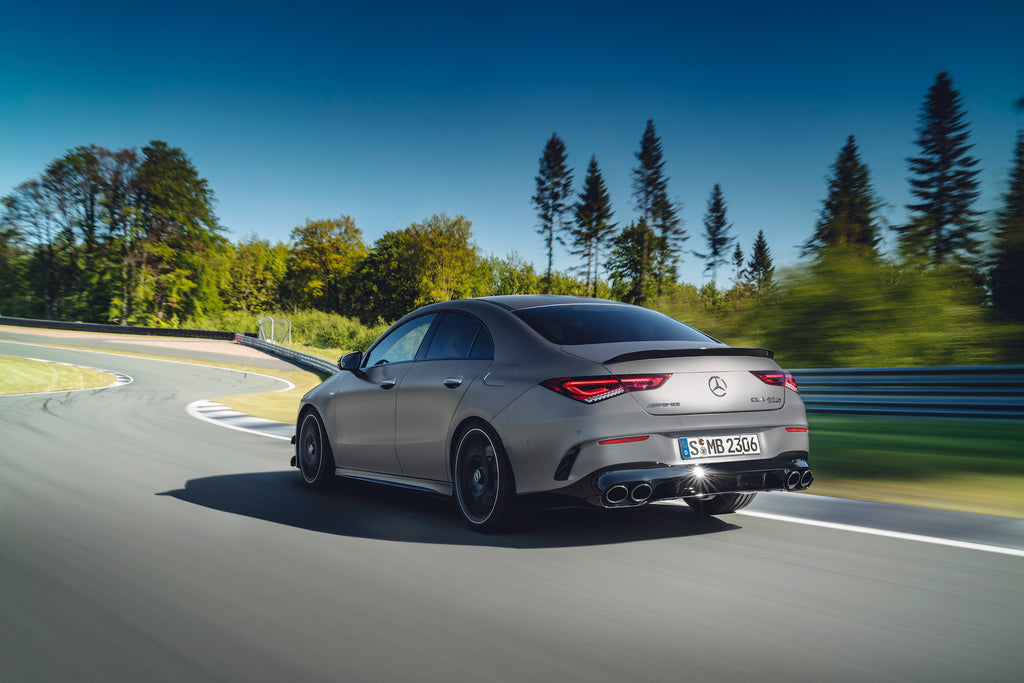 Mercedes-AMG A 45 S & CLA 45 S