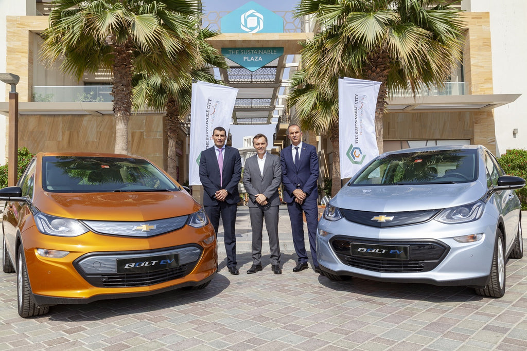 Chevrolet Bolt Sharing