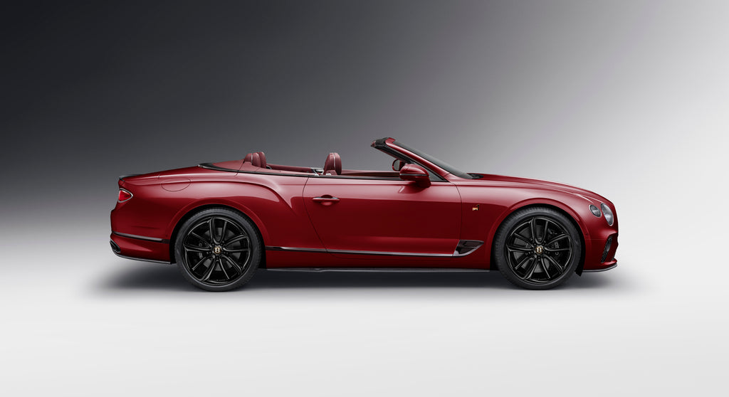 The new Bentley GTC