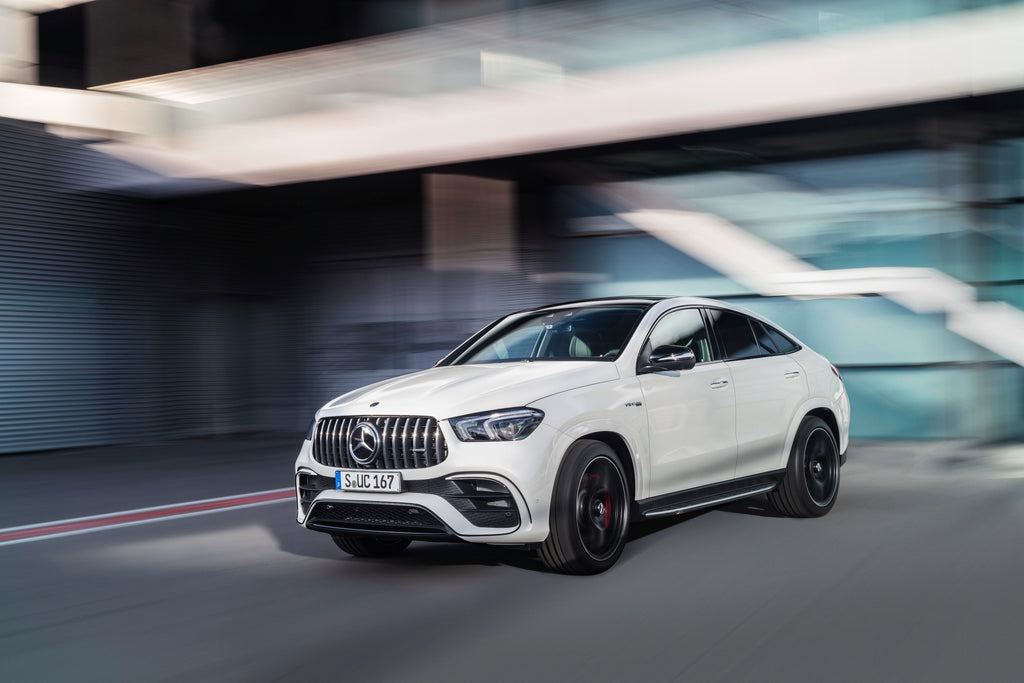 The new Mercedes-AMG GLE 63 S 4MATIC+ Coupé