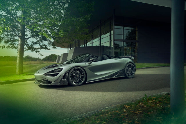 Novitec for the McLaren 720S Spider
