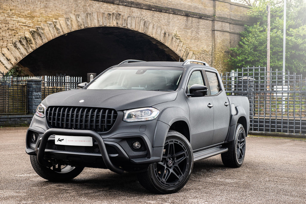 PROJECT KAHN 'ARMY CHIC' MERCEDES-BENZ X CLASS