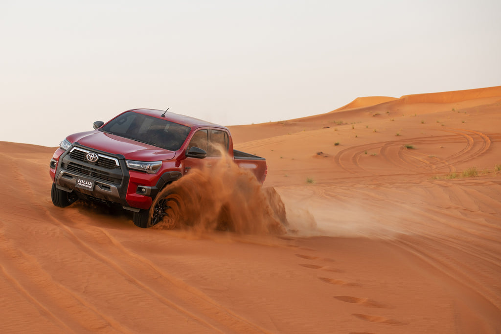All-new eighth-generation Toyota Hilux Adventure