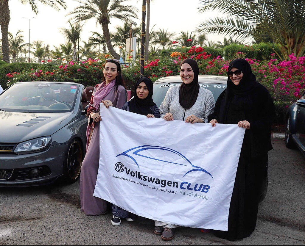 Women's Car Club of Saudi Arabia