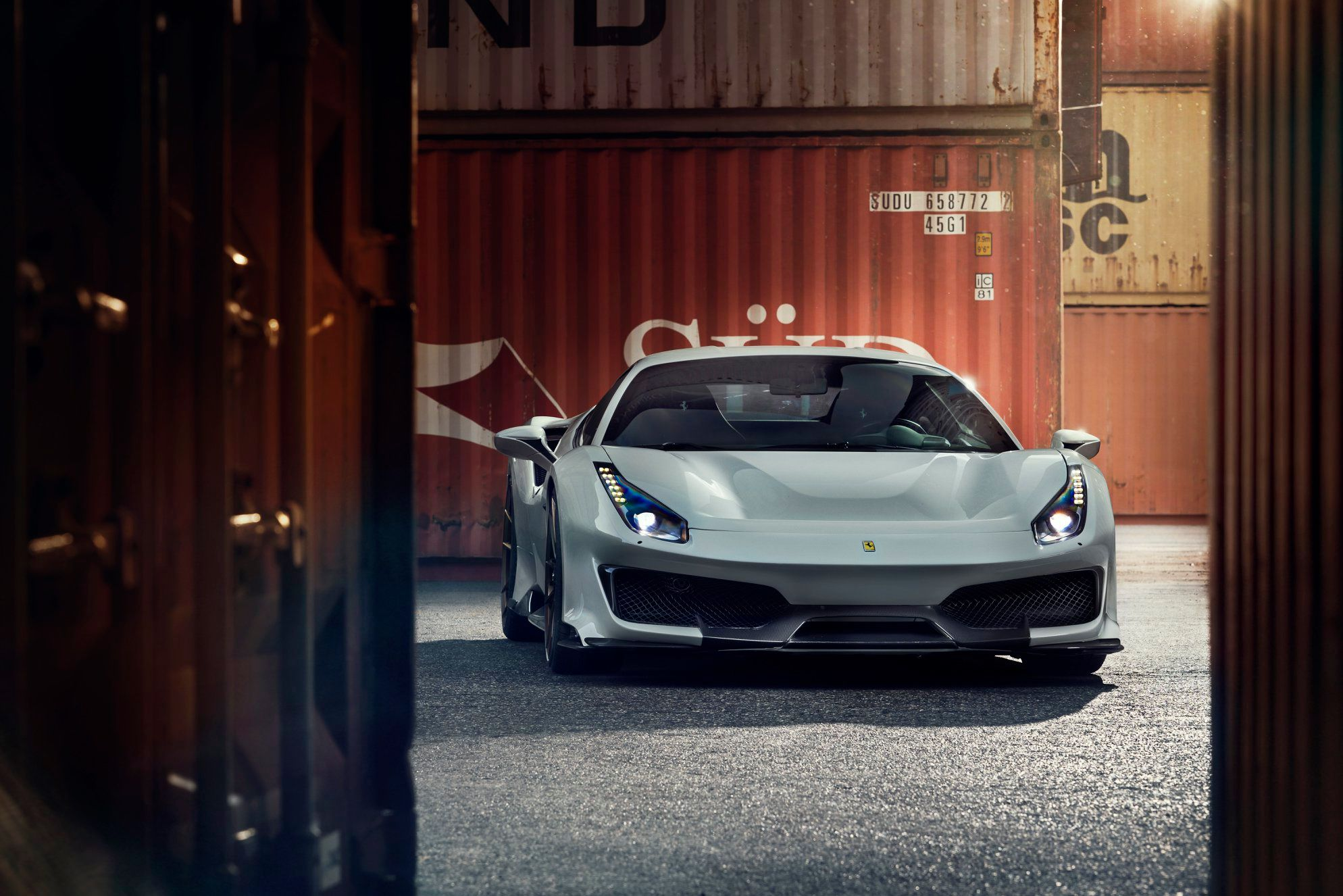 The NOVITEC Sports Package for the Ferrari 488 Pista