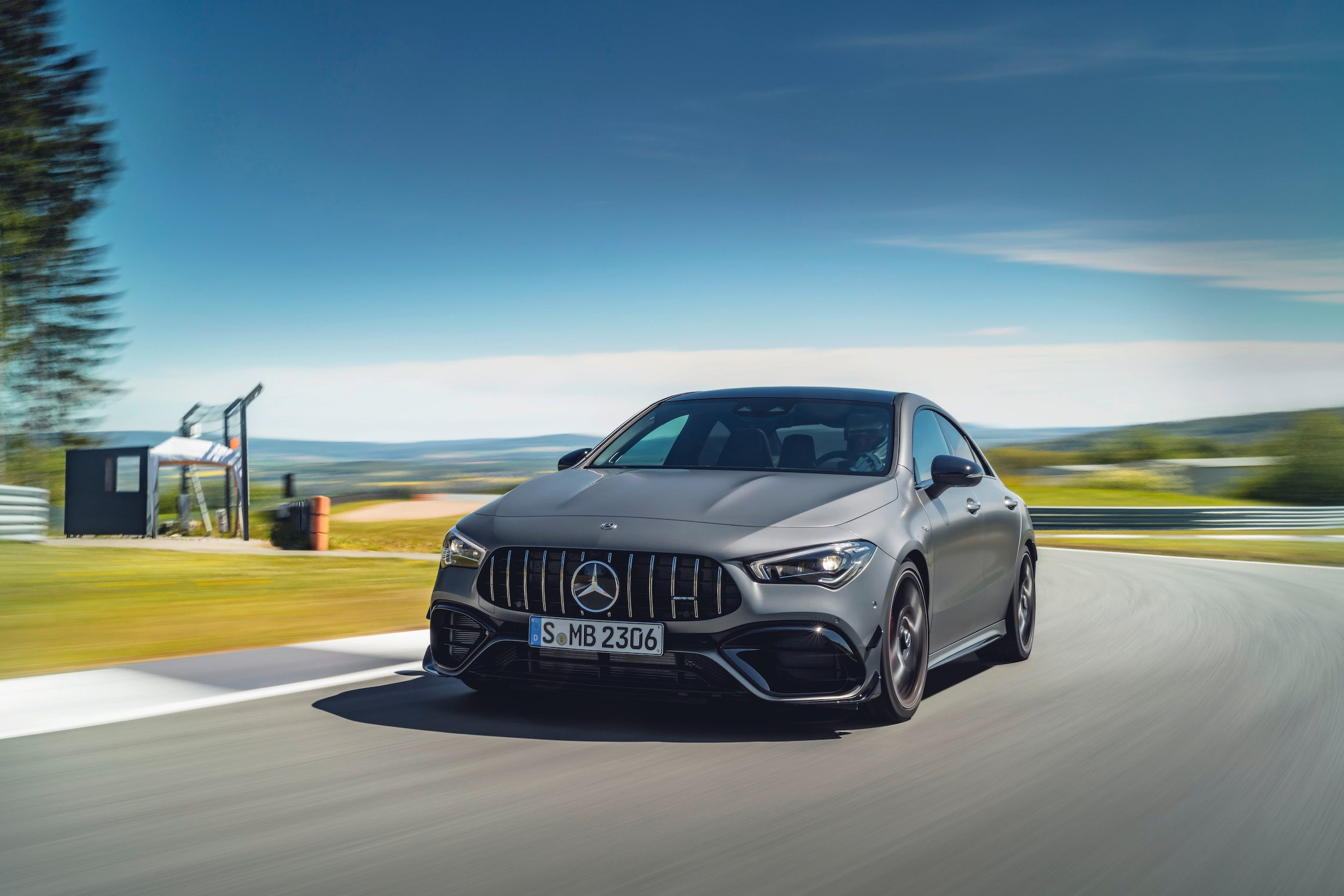Mercedes-AMG A 45 S 4MATIC+ and CLA 45 S 4MATIC+ 2