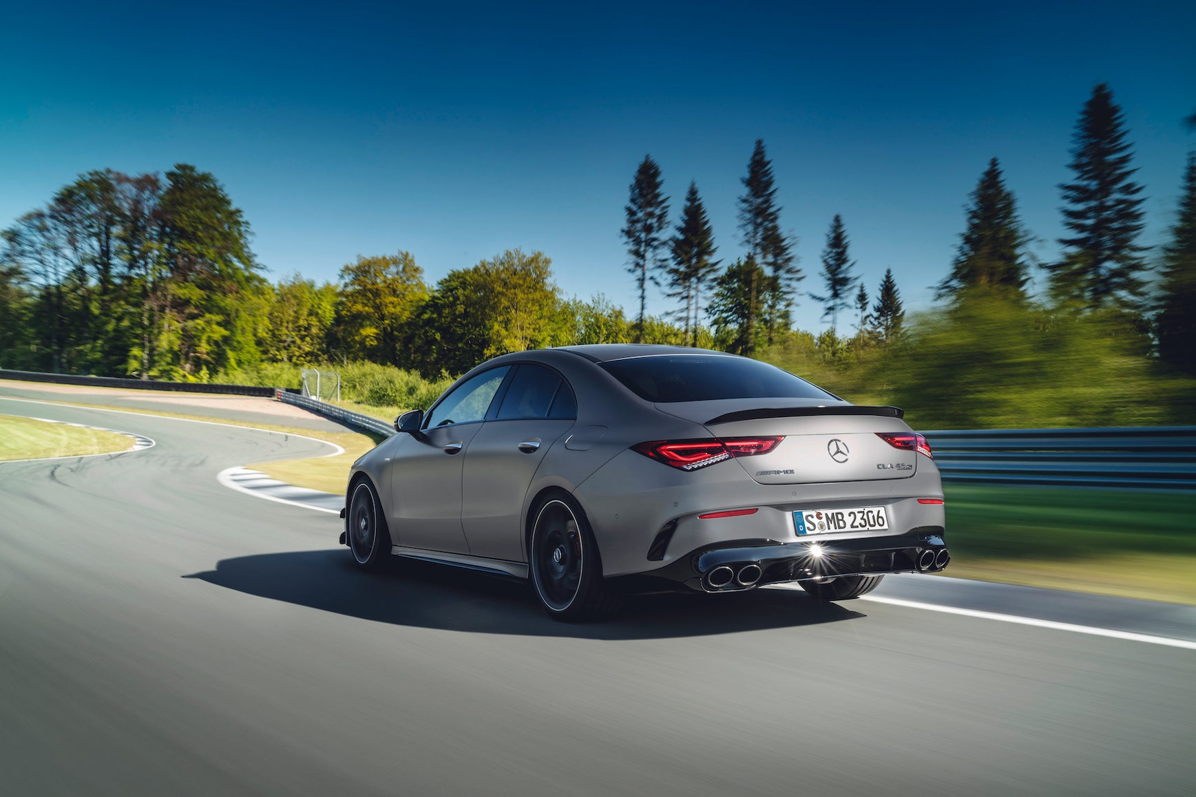 Mercedes-AMG A 45 S 4MATIC+ and CLA 45 S 4MATIC+