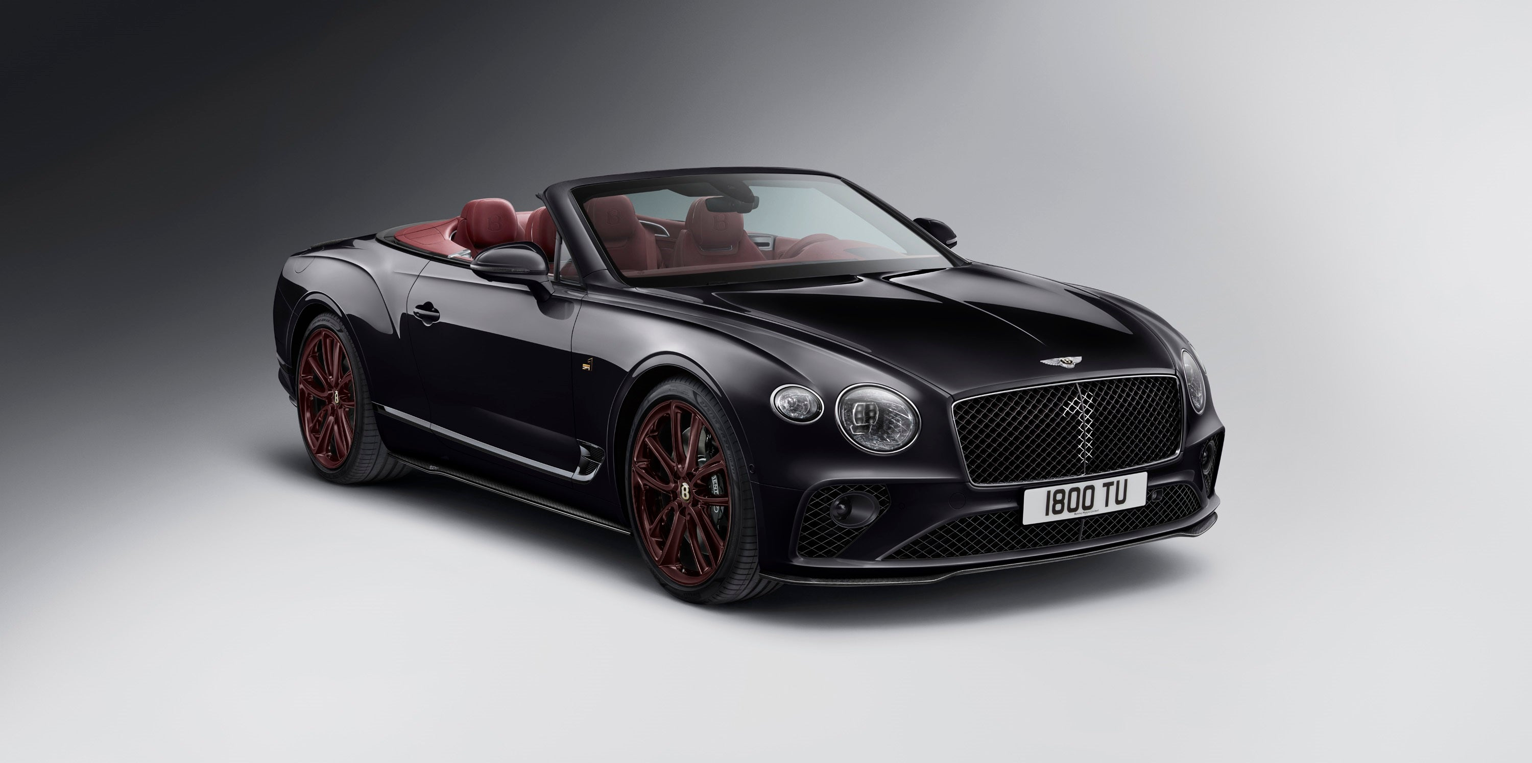 Bentley GT Convertible 09