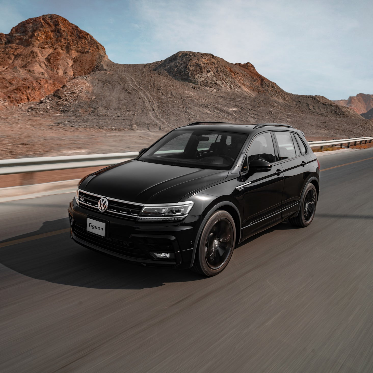 Tiguan R-Line Black Style Package