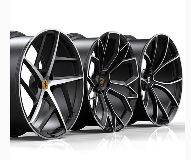 Wheels Kahn Design Ferri / lamborghini / bentley