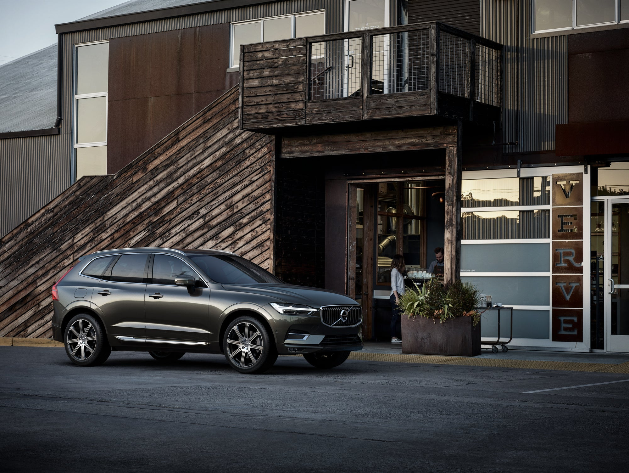 Volvo to display XC90 and XC60 models at The Sustainable City Horse Show 01