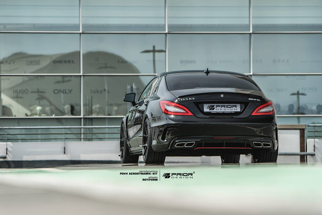 Prior Design Body Kit for the Mercedes CLS