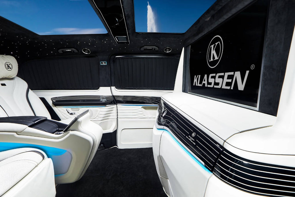Mercedes-Benz KLASSEN® V300 LUXURY/VIP/BUSINESS-VAN - MVV_1422