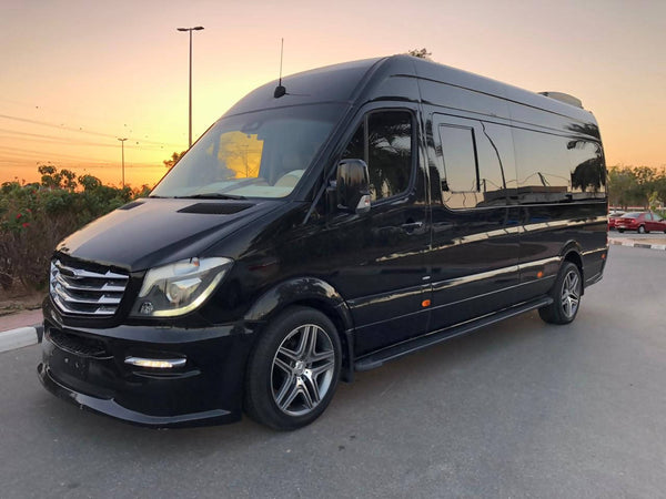 Mercedes Sprinter **2016** 600 kms only / European Spec
