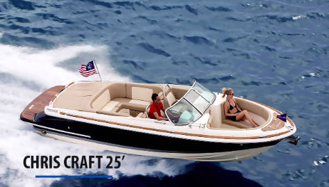 Chris Craft 25ft
