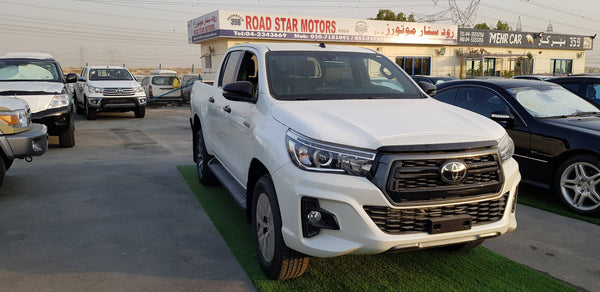TOYOTA HILUX 2.5L DSL SR5 /AT/ 2020