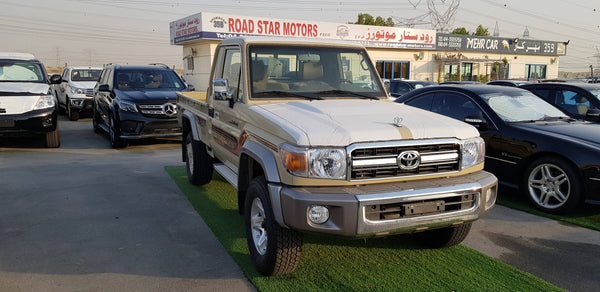 TOYOTA LAND CRUISER - V6 PTR - 2020- 0 KM - FULL