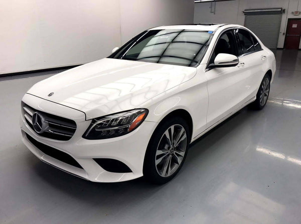 2019 Mercedes-Benz C300 4MATIC