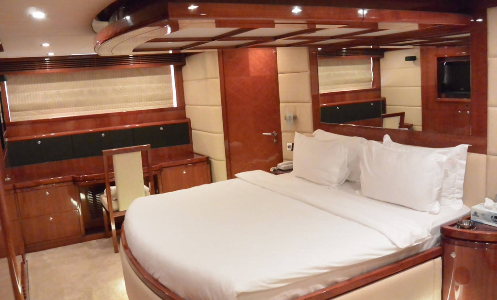 2009 Gulf Craft Majesty 88