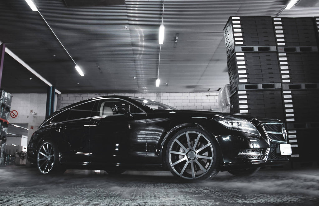 Corspeed Deville rims for the CLS