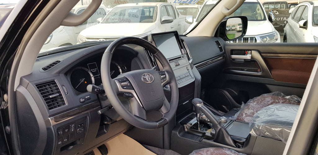 TOYOTA LAND CRUISER GT/PTR L 2020 FULL OPTION