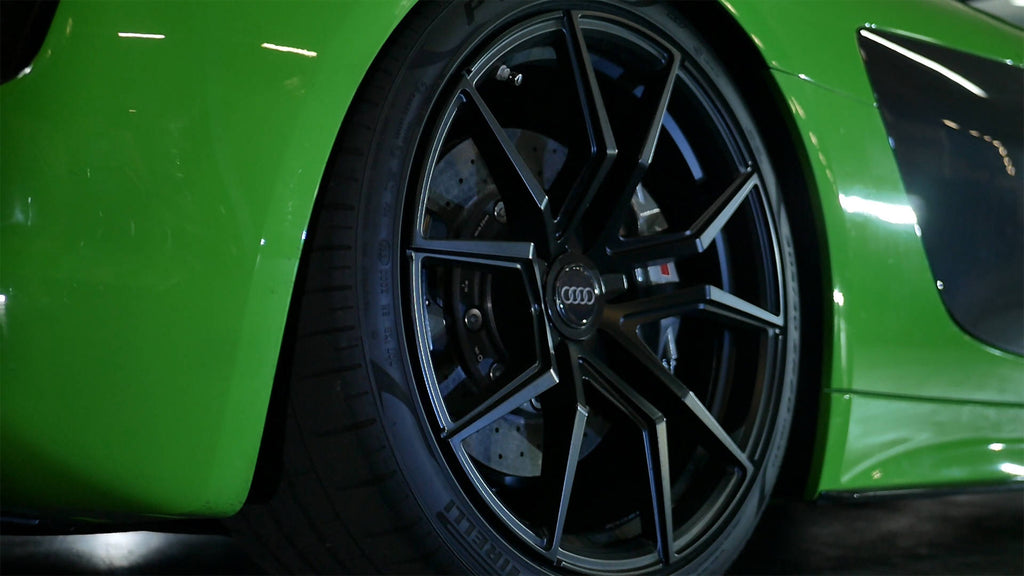 Audi R8 Wheels by Schmidt