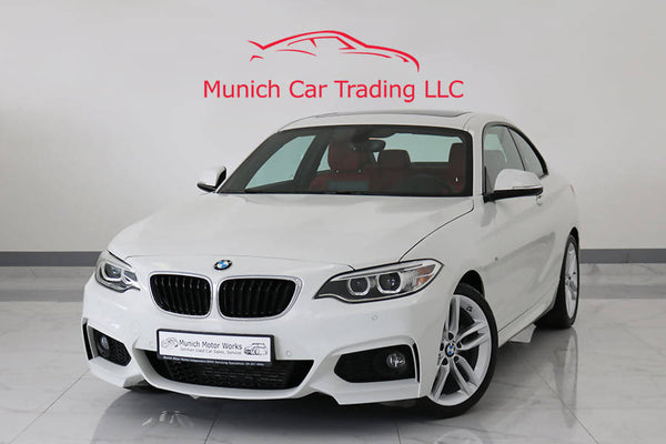 2016 BMW 220i Coupe