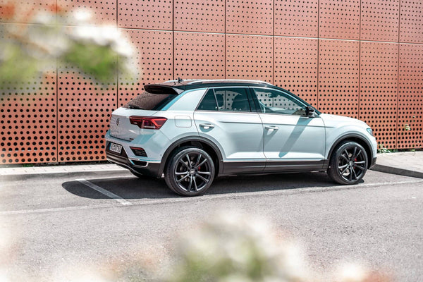 Alloy Wheels from ABT on the VW T-Roc
