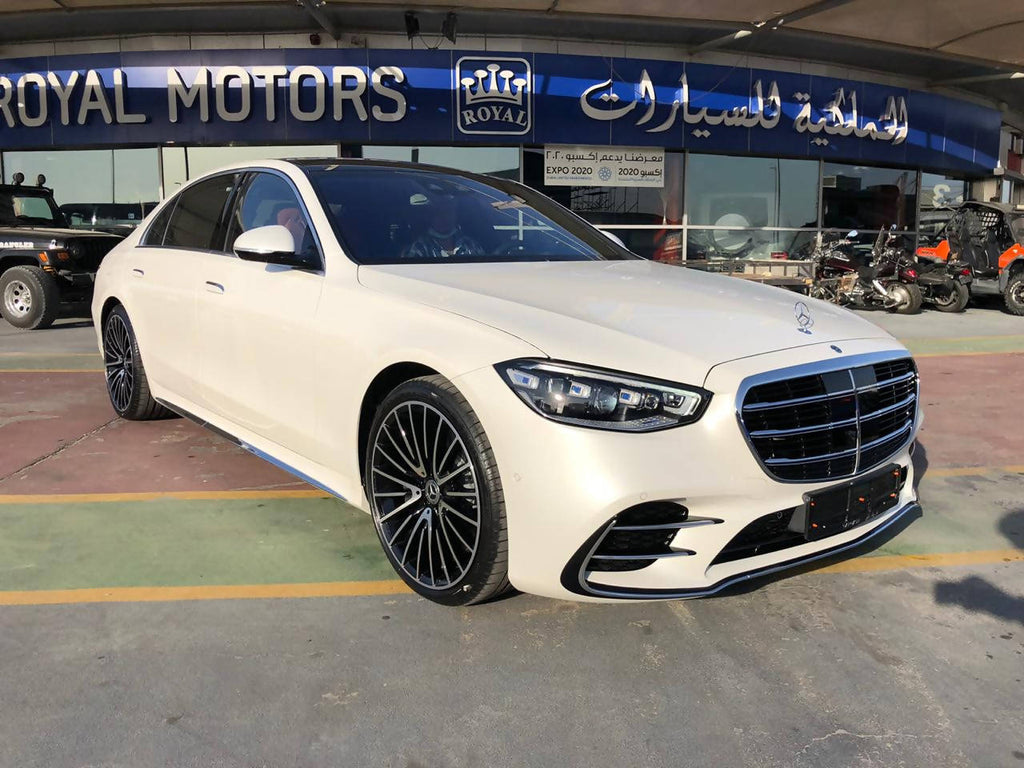 Mercedes S500 4Matic **2021**/GCC Spec/With Warranty