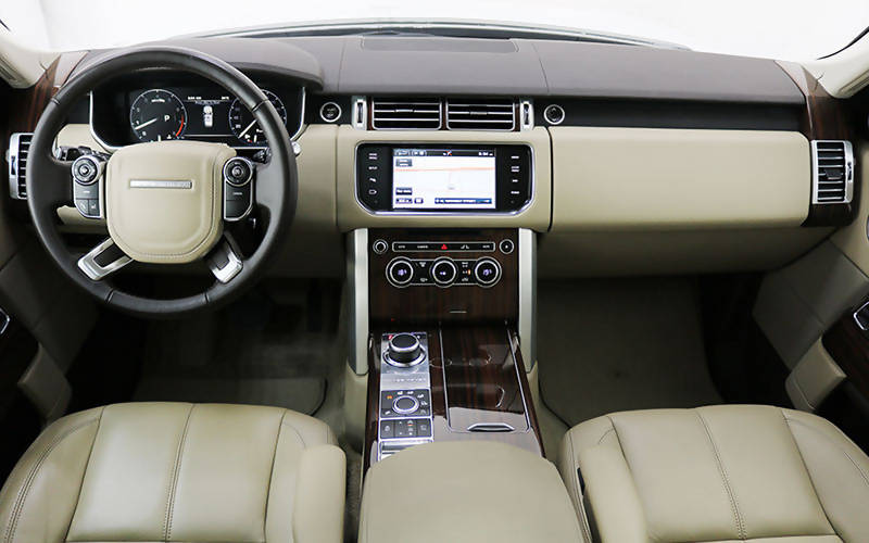 Range Rover HSE 2015 GCC – Warranty/Low Kms/Fully loaded!