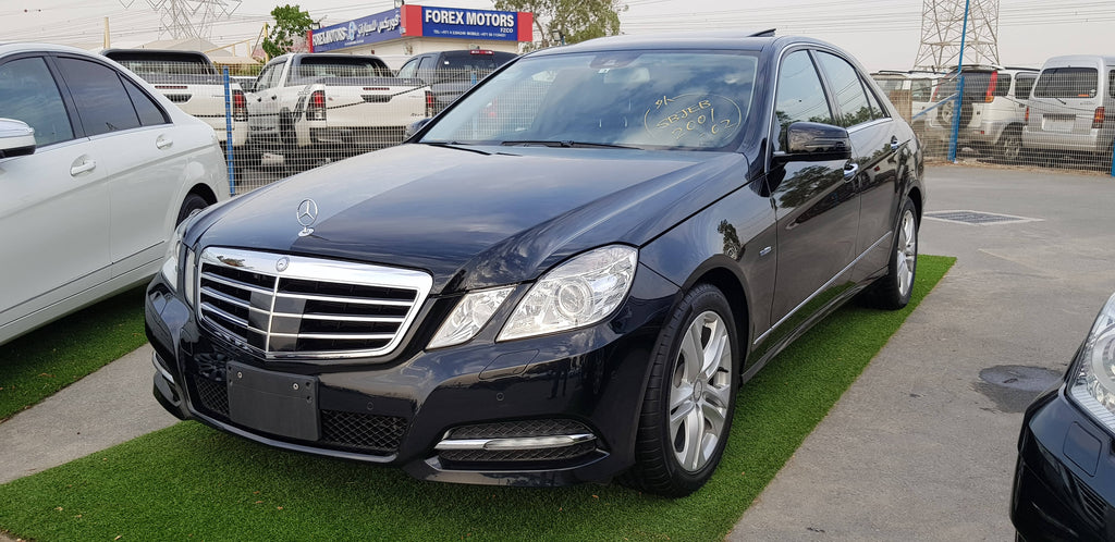 E350 - 2012- 26000 KM ONLY - JAPAN IMPORTED SUPPER CLEAN CAR - COMPREHENSIVE MAINTENANCE - NEW TIRES 2020