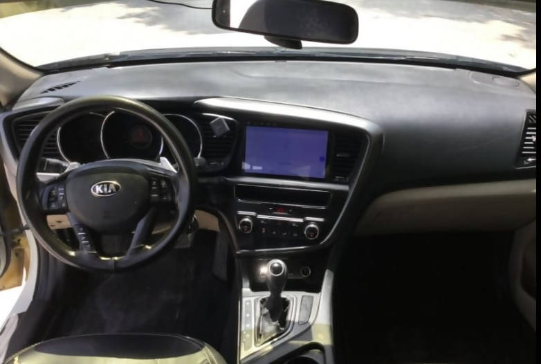 2013 Kia Optima, GCC specs, 2.0 I4 FWD, 162 HP