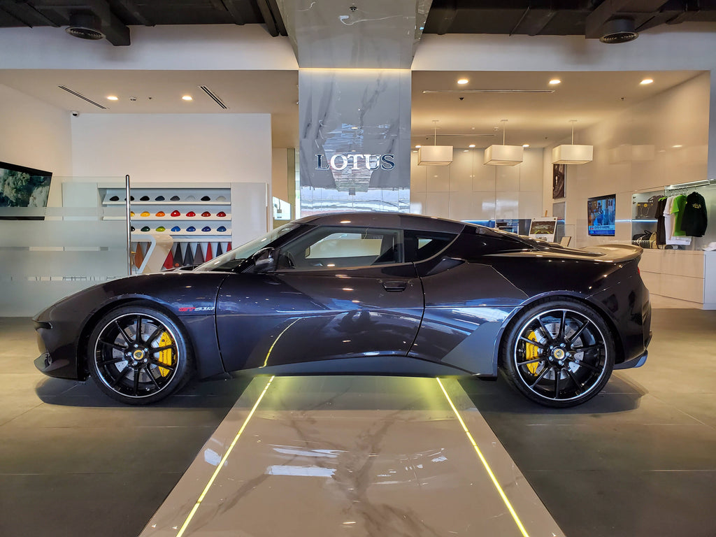 2019 LOTUS Evora GT410 - Metallic Black