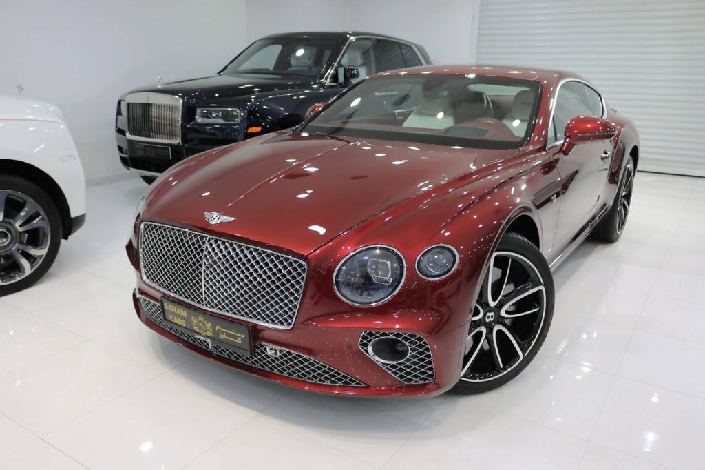 Bentley Continental GT W12 First Edition