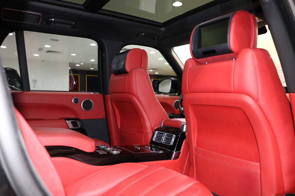 Range Rover Vogue Autobiography Supercharged