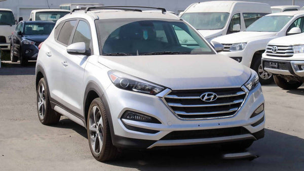 Hyundai Tucson 2017 for Sales