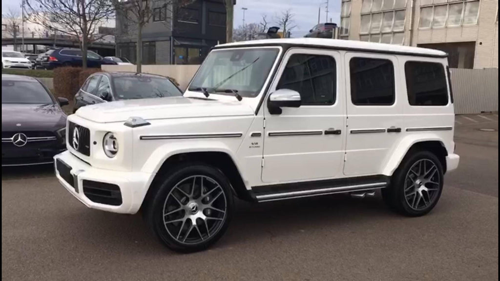 G 63, Stronger than time limited Edition 2020