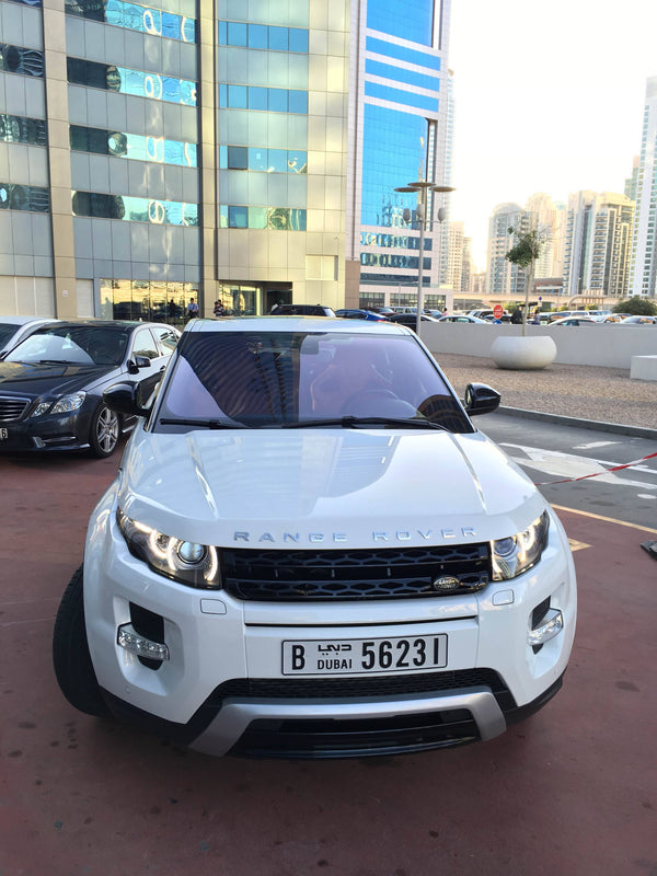 2015 Range Rover Evoque 2.0 Dynamic Plus Sport Seats
