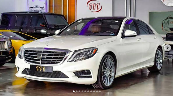 Mercedes Benz S550 AMG KIT
