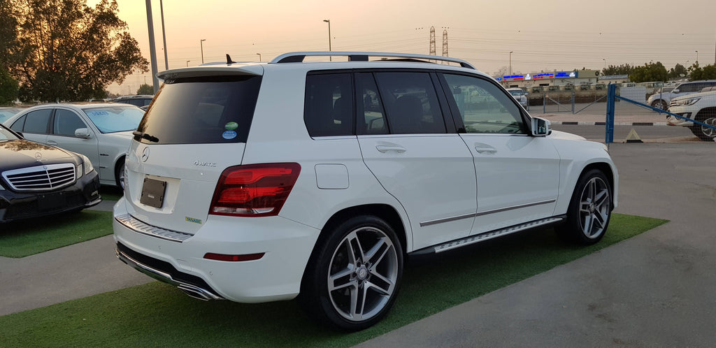 GLK 350 AMG KIT 4 MATIC